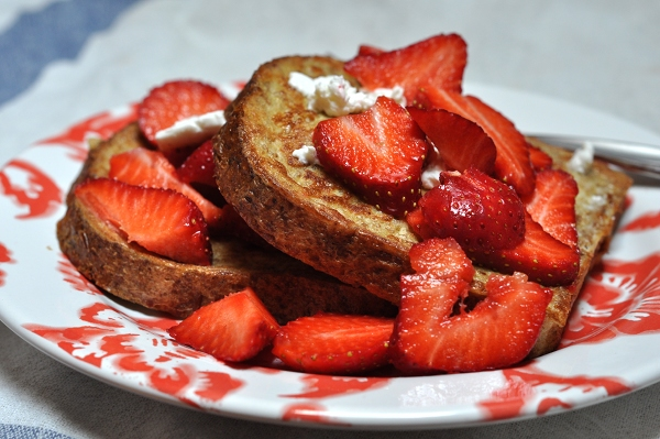 french toast side